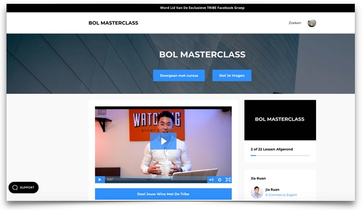 bol masterclass